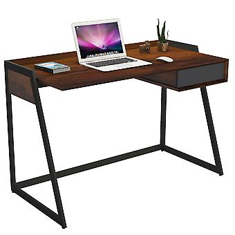 Laptop & Writing Desk with Drawer for Home Office - Piranha Furniture Sergeant
