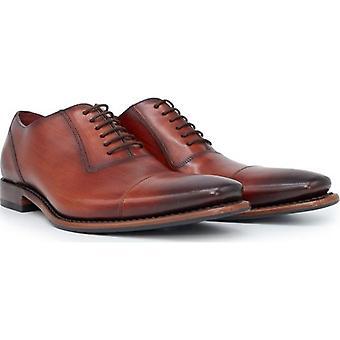 Sapatos de couro Loake Larch Oxford