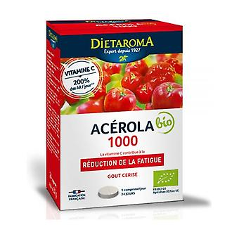 Acerola 1000 Cherry flavor 24 tablets