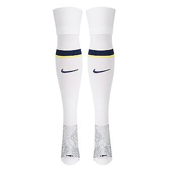 2020-2021 Tottenham Nike Home Socks (White)