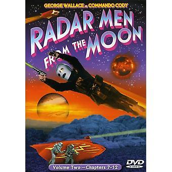 Radar Men From the Moon - Radar Men From the Moon: Vol. 2 [DVD] USA tuonti