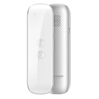 Smart Voice Translator- Device Electronic Portable 3 In 1 Voice/text/photographic Bluetooth Language