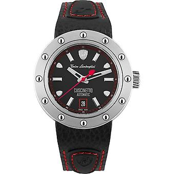 Tonino Lamborghini - Wristwatch - Men - Cuscinetto - red - TLF-T01-2