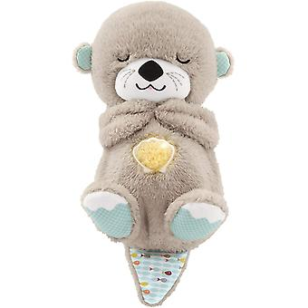 Fisher-Price Soothe & Snuggle Bedtime Otter Plush Soother