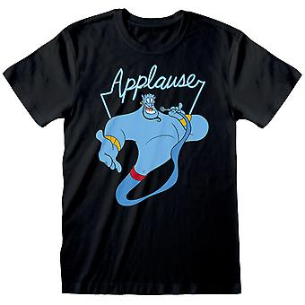 Aladdin Unisex Genie Adulto T-Shirt