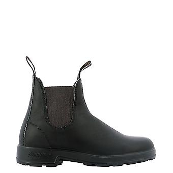 Blundstone 1924black Women's Black Leather Ankle Boots