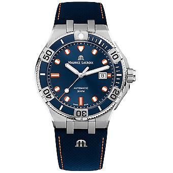 Maurice lacroix ai6058-ss002-431-1 Watch for Analog Quartz Men with Stainless Steel Bracelet AI6058-SS002-431-1