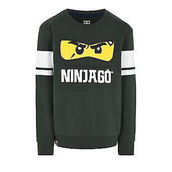 Lego wear Legowear Green Boys Sweater Lego Ninjago