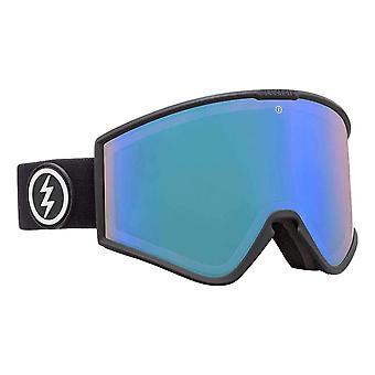 Electric Kleveland+ Goggles - Matte Black / Photochromic Blue
