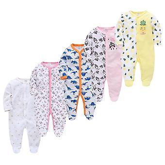 Baby Boy Pyjamas Newborn Cotton Breathable Soft Sleepers