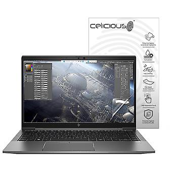 Celicious Impact Anti-Shock Shatterproof Screen Protector Film Compatible with HP Zbook Firefly 14 G7