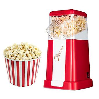 Automatic Popcorn Machine Mini Small Corn Popcorn Machine, Popcorn Maker Home, Family, Kids