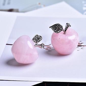 1pc Quartzo rosa natural - Usado para casa e decoração de casa