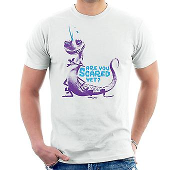 Pixar Monsters Inc Randall Boggs Are you Scared Yet Men's T-Shirt