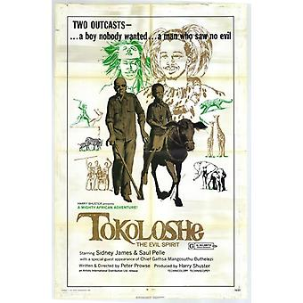 Tokoloshe Movie Poster (11 x 17)