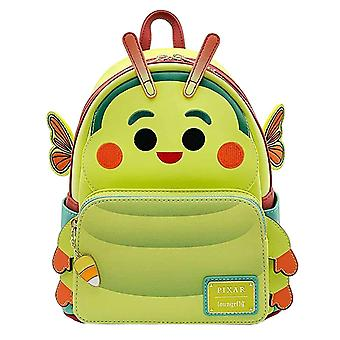 A Bugs Life Mini Backpack Heimlich Caterpillar Butterfly new Official Loungefly