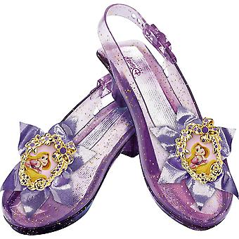 Rapunzel Sparkle Shoes - Child
