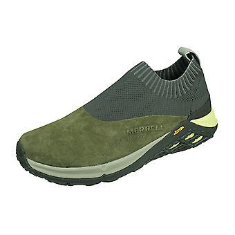 Merrell Jungle Moc XX AC+ Mens Trainers / Shoes - Olive
