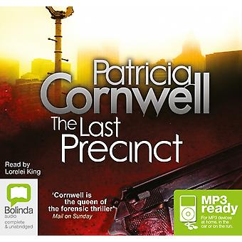 The Last Precinct by Cornwell & Patricia