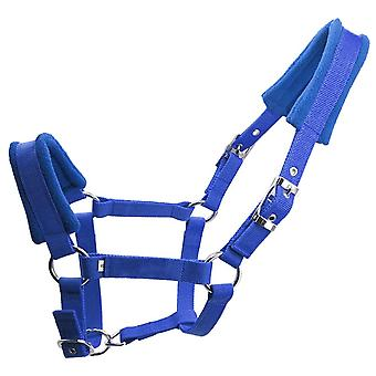 Adjustable Strap Double-layered, Protective Detachable, Horse Halter, Outdoor