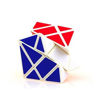 Magic Cube Change Irregularly Jinggang Speed Cubes With Frosted Sticker