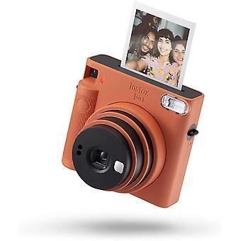 instax SQUARE SQ1 Instant Camera, Terracotta Oranje