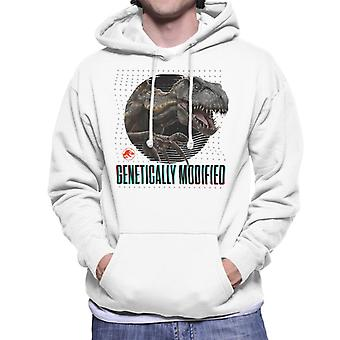 Jurassic Park gentechnisch veränderte Men's Kapuzen Sweatshirt