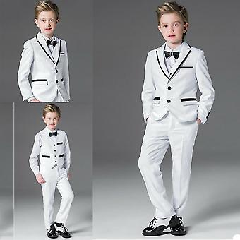 3 Pieces Set Suits For Wedding Dinner Tuxedos