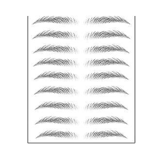 Hair-like Authentic Eyebrows
