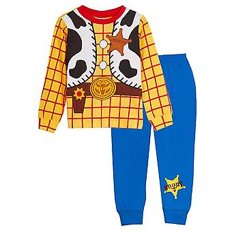 Children's Disney Toy Story Woody Outfit Pyjama Set