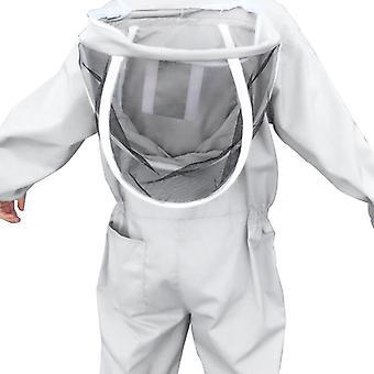 Ammattimaiset mehiläishoitajat Mehiläissuoja Mehiläishoito puku Turva velio hattu mekko