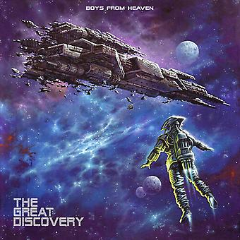 Boys From Heaven - Great Discovery [Vinyl] USA import