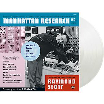 Scott, Raymond - Manhattan Research [Vinyl] USA import