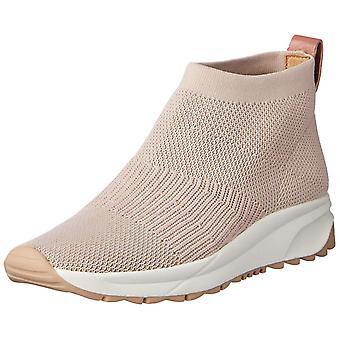 Naturalizer Womens Selena stof laag bovenste Pull op Fashion Sneakers
