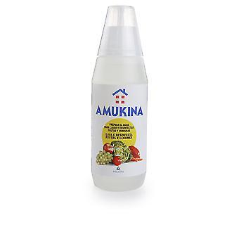 Amukina Amukina Lavado Y Desinfección Frutas Y Verduras 500 Ml Unisex