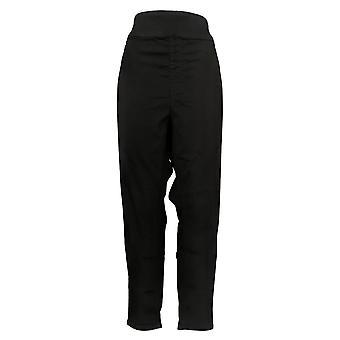 DG2 af Diane Gilman Women's Jeans Reg Skinny Jegging Black 733923