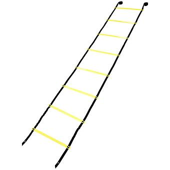 Gerui Agility Ladder Speed Ladder, 4M 8-Rung for Kids Adults Football Speed Training