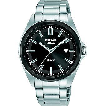 Pulsar Solar Męski zegarek PX3233X1