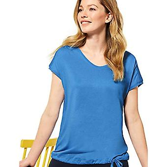 Cecil 316035 T-Shirt, Provence Blue, S Donna