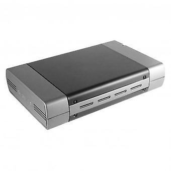 Usb 2.0 Sata External Optical Drive Case Enclosure Box Adapter For Pc