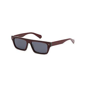 Polaroid - Accessoires - Sonnenbrillen - PLD6085SX-FSF - Herren - maroon,steelblue