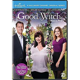 Good Witch: Staffel 5 [DVD] USA Import