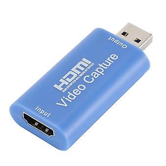 Hdmi بطاقة التقاط الفيديو، hdmi إلى USB عالية الوضوح بطاقة التقاط الفيديو az19915