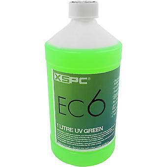 XSPC EC6 Ikke ledende kølevæske Grøn UV
