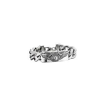 Men's Bracelet Police S14aic07b (21 Cm)