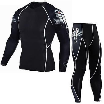 Men's Ski Underwear, Tracksuit