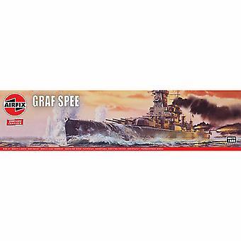 Airfix Admiral Graf Spee Sotalaivat Mallisarja