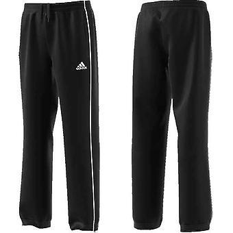 Pantaloni trening pentru copii Adidas Core 18 Tineret Negru/6-7 Ani