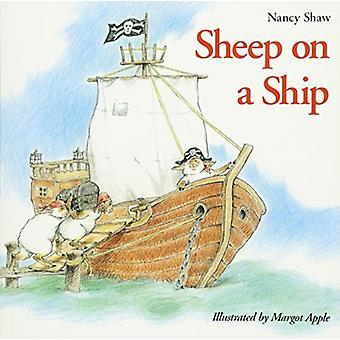Ovejas en un barco por Shaw &NancyApple &Margot Illustrator