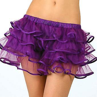 Falda 119928 púrpura